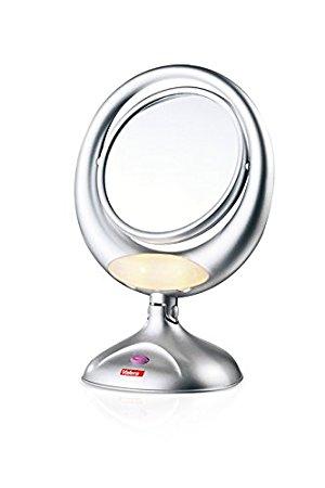 Настенные зеркала с увеличением